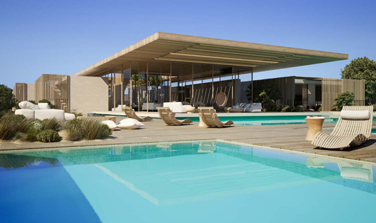 "Award Winning Design-""Vacation House in Messinia"" with Potiropoulos & Partners"