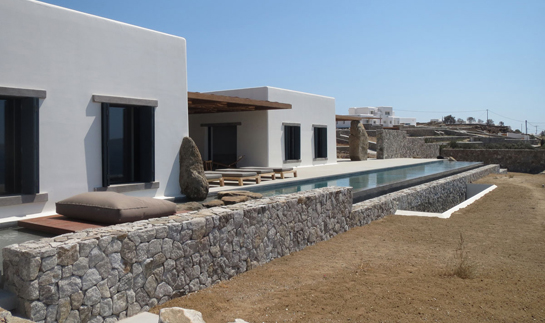 Cyclades-Mykonos with K-studio Architecture