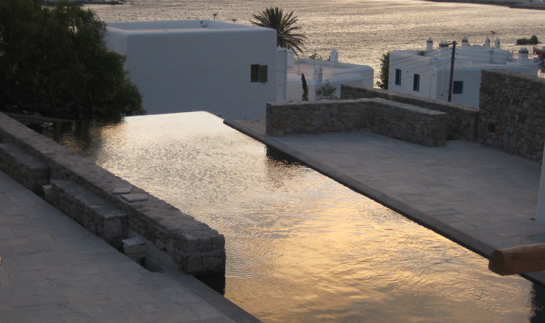 Cyclades-Mykonos with Zoumboulakis Architects
