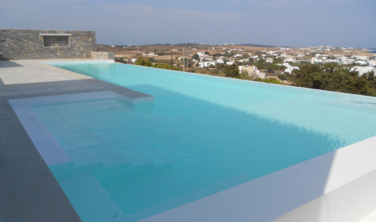Cyclades-Paros with 265 Architects