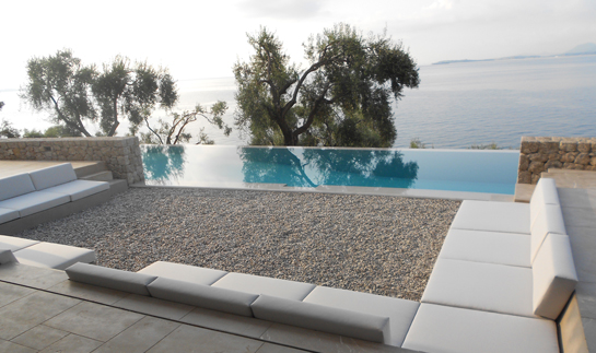 Ionion-Corfu with Zoumboulakis Architects